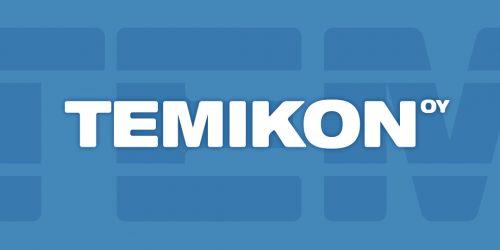 Temikon Oy:n uudet kotisivut